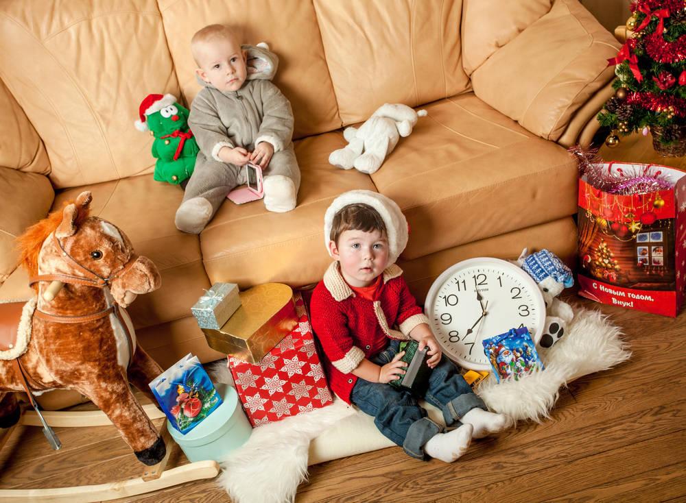 Niños que cumplen años en Navidad