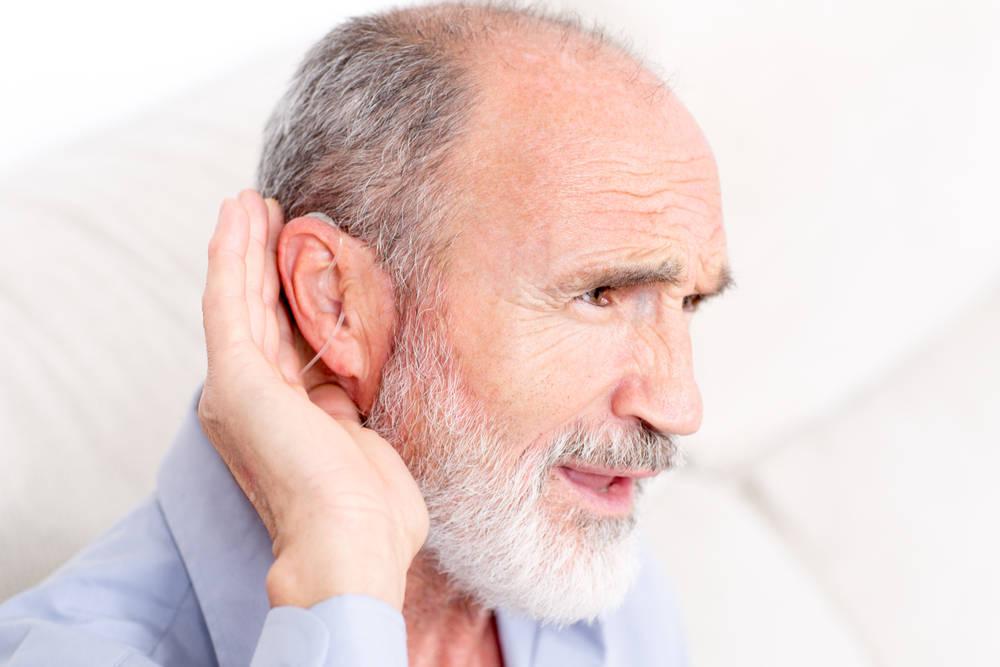 La pérdida de audición no es nada vergonzoso