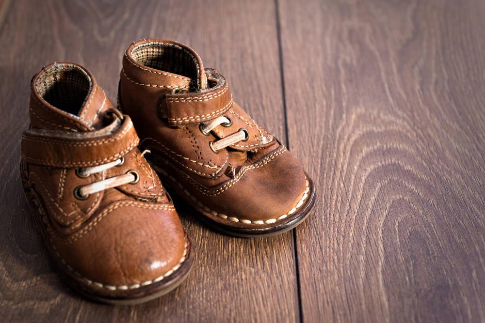 El Calzado Infantil