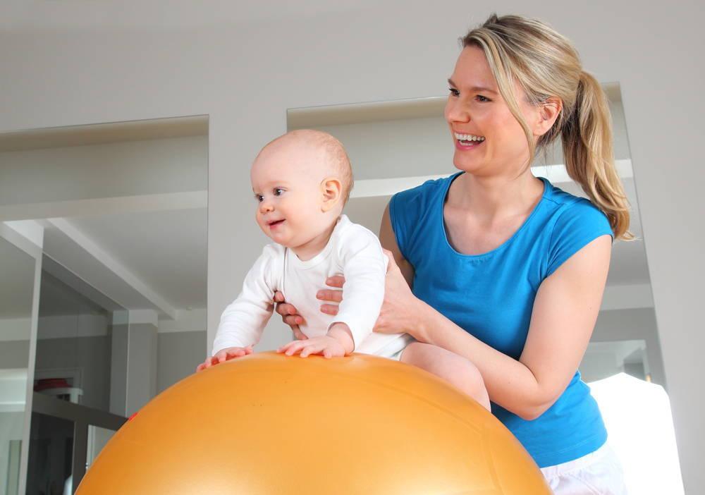 Fisioterapia, para grandes y pequeños