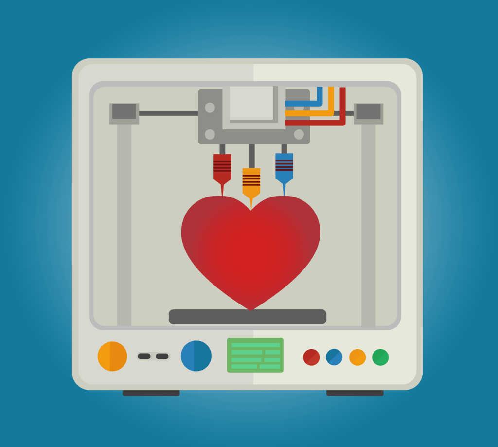 Tecnología 3D aplicada a la salud